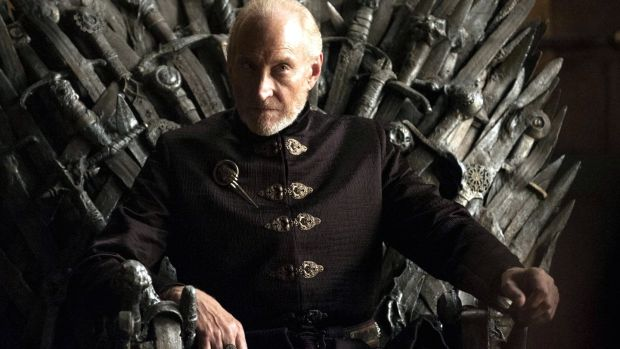 "Charles Dance in Game of Thrones: ""To think I used to get cast as the romantic lead."" Photograph: HBO"