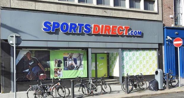 Sports Direct Suffers 19 5m Loss In Irish Business