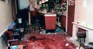 UVF gunmen killed six men at the Heights Bar in Loughinisland, Co Down, in June 1994. File photograph: PA Images via Getty Images