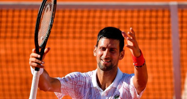 Novak Djokovic Us Open Only Fair If Every Eligible Player Can Compete