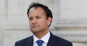 Leo  Varadkar may give junior portfolios to some who will lose their Cabinet position. Photograph: Leon Farrell/Photocall