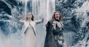 Rachel McAdams and Will Ferrell in Eurovision Song Contest: The Story of Fire Saga, streaming from Friday on Netflix