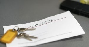Media reports the suspension on eviction notices because of coronavirus may be extended.