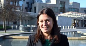 Labour's shadow foreign secretary Lisa Nandy: 'There's a real need for Labour to . . . make the case for how we're going to bring different parts of the country together.'