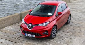 Renault Zoe Z.E.50 R135 GT Line: within sight of being a class leading four-star car, thanks to a mix of usable range, competitive price and practical, smart cabin