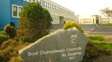 St Columba's Comprehensive in Glenties:  Significant savings enjoyed in changing from fixed-line telephony and calls to Three's cloud-based voiceover IP (VOIP) phone system.