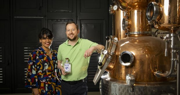 Robert Barrett and his wife Bhagya recently opened the first new distillery in Cork city in almost 50 years.