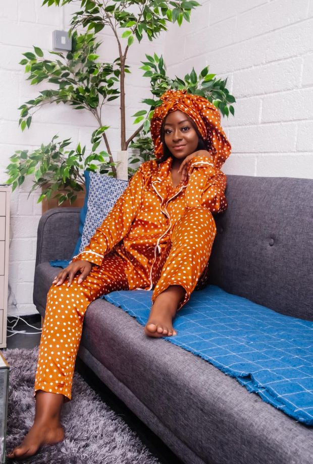 Florence Olufemi-Ojo of Mio Prints