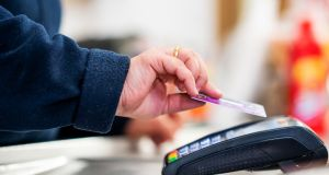 Despite the pandemic, people used contactless payments less often in May than they did  before the virus struck