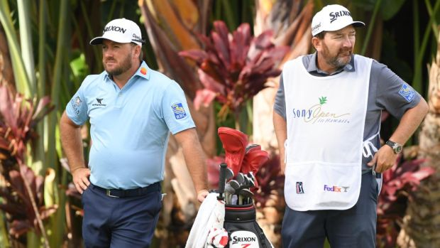 Graeme McDowell has withdrawn from the Travelers Championship after his caddie Ken Comboy tested positive for coronavirus. Photograph: Harry How/Getty