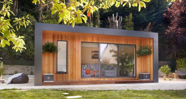 Garden room in Malahide