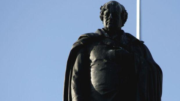 statue of daniel o'connell