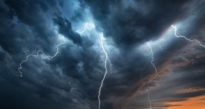 Each year, lightning kills thousands of people in India. Photograph: iStock