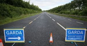 Gardaí are continuing to appeal for any witnesses to this collision to come forward. File photograph: PA