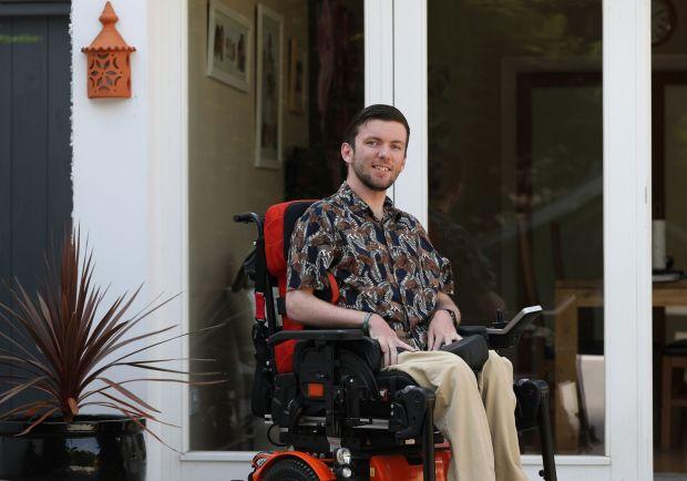 Daniel Airey. Photograph: Nick Bradshaw/The Irish Times