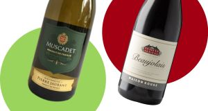 Wines for the weekend: Aldi's Pierre Jaurant Muscadet and Maison Rouge Beaujolais