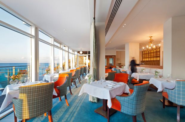 The House restaurant, which reopens at the Cliff House Hotel, in Co Waterford, in mid-July