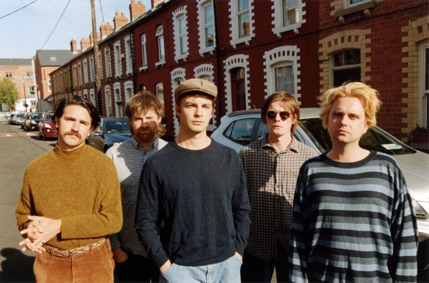 Fontaines DC: 'We used to play bank holiday weekenders and head to the Garage bar afterwards with all our friends, listen to tunes and drink. It was our own summer of love'