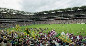 Croke Park: There will be a commemoration on the centenary of Bloody Sunday, November 21st, which falls on a Saturday. Photograph: Andrew Paton/Inpho