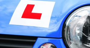 Driving lessons are also permitted from Monday under the Government reopening road map.