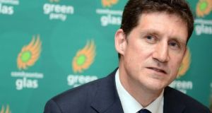 Green Party leader Eamon Ryan has said that he does not believe that Fianna Fáil leader (Taoiseach) Micheál Martin struck any deals with Independents during phone calls on Friday. File photograph: Eric Luke/The Irish Times