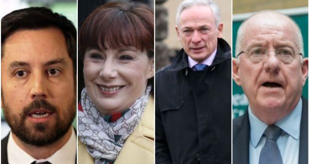 Eoghan Murphy, Josepha Madigan, Richard Bruton and Charlie Flanagan lost their Cabinet positions following the carve-up of roles between Fine Gael, Fianna Fáil and the Green Party