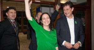 Green Party deputy leader Catherine Martin is now Minister   for Media, Tourism, Arts, Culture, Sport and the Gaeltacht.