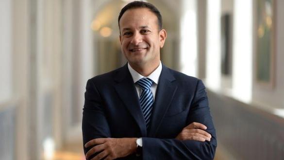 Former taoiseach Leo Varadkar is now the Tánaiste and Minister for Enterprise, Trade and Employment. Photograph: Dara Mac Dónaill