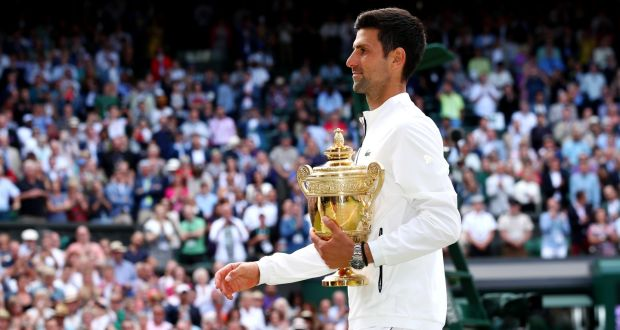 Advantage Wimbledon As Novak Djokovic Drags Tennis S Name Through The Mud