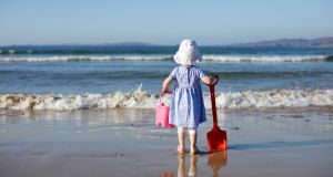 Now that domestic travel restrictions have lifted, families can head for the beach (or the hills, or for citybreaks). Photograph: iStockphoto