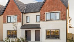 Eastmount estate in Delgany, Co Wicklow:  mainly four-bed semi and detached homes.