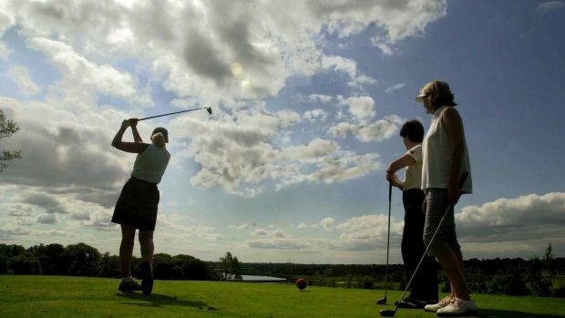 Glasson Golf Club will host the Faldo Series on July 27th. Photograph: Dara Mac Dónaill