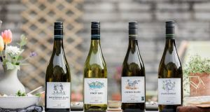 Four white wines from Lidl's Winemaker's Selection range, carefully crafted by expert winemakers across the globe from South Africa, Australian and New Zealand. Photographs: Nathalie Marquez Courtney