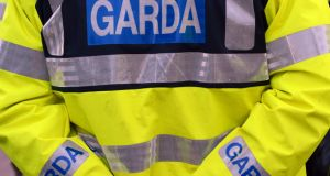 The court heard that McMulkin's teenage son, who was a passenger in the car, telephoned gardaí  to alert them to the body on the road but they did not return to the scene immediately as requested. File photograph: Eric Luke / The Irish Times