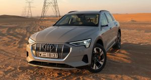 e-Tron: Audi's big all-electric SUV isn't cheap, but once you're on board you see why. The cabin is beautifully built, and performance is impressive