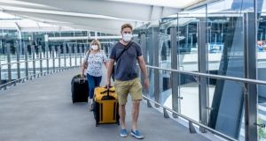 Public health officials have been doubling down on their opposition to any relaxation of overseas travel restrictions. Photograph: iStock
