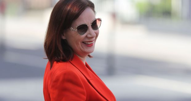 Josepha Madigan has been appointed a Minister of State. Photograph: Nick Bradshaw