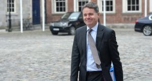 "Paschal Donohoe said a ""guiding principle"" is that decisions taken to stimulate the economy must ""genuinely have an effect in 2020"". Photograph: Dara Mac Donaill"