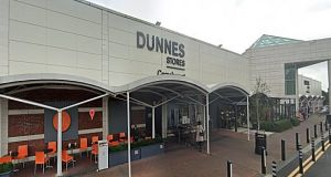 Dunnes Stores Cornelscourt: The new  system went live on Tuesday and has already 'been receiving orders'. Photograph: Google Street View