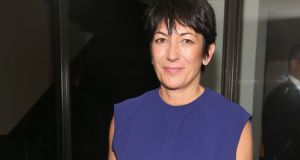 Ghislaine Maxwell: arrest came almost a year after Epstein was charged with sex-trafficking of minors. Photograph: Sylvain Gaboury/Patrick McMullan via Getty