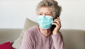 For many Icap clients, anxieties about contracting the virus are amplified by age, existing health conditions or both. Photograph: iStock/Getty