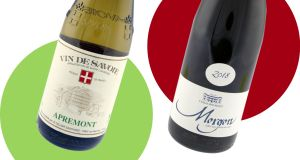 Wines for the Weekend: Apremont Vin de Savoie and Collin-Bourisset Morgon, both from Lidl