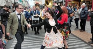 A Diageo spokeswoman said Guinness was very proud of its 42-year heritage of jazz in Cork. Photograph: Daragh Mc Sweeney