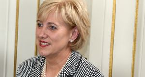 The newly-appointed Minister for Social Protection Heather Humphreys: the new Government has yet to make a decision on how to phase out the benefit.