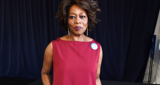 Alfre Woodard at the 2020 Film Independent Spirit Awards in Santa Monica, California. Photograph: Amanda Edwards/Getty
