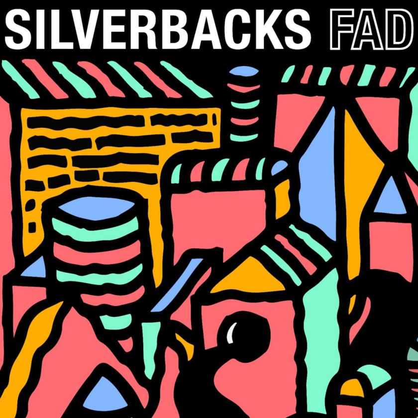 Silverbacks: Fad review – Seriously exciting debut from Dublin band