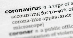 Covid-19: most of Global Language Monitor's top 10 words of 2020 relate to coronavirus. Photograph: iStock/Getty