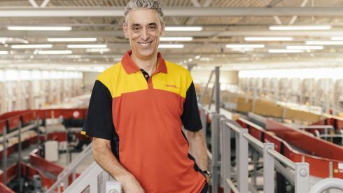 DHL boss Frank Appel: 'We'll be back to normal sooner than people think'