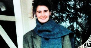 Annie McCarrick (26) who travelled to Ireland to study has been missing since March   1993.