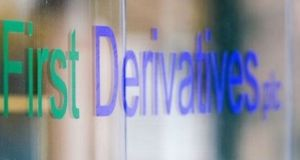 Revenues at Newry-headquartered technology company First Derivatives showed resilience in the pandemic.